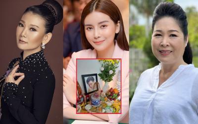 NSƯT Mỹ Uyên, Cao Thái Hà kể chuyện nằm mơ về cố diễn viên Phạm Đức Long, NSND Hồng Vân xúc động