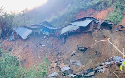 Sạt lở đất kinh hoàng ở Tuyên Quang, 3 cháu nhỏ trong một gia đình tử vong