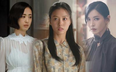 Loạt nữ chính có số phận thảm thương trong các bộ phim Hàn Quốc năm 2021