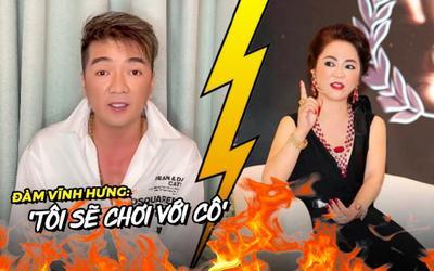 Đàm Vĩnh Hưng bức xúc gọi thẳng tên CEO Đại Nam khi bị vu khống tiền từ thiện: 'Tôi sẽ chơi với cô'