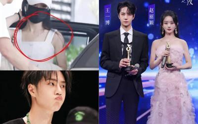 Bão drama giữa hai fandom còn chưa nguôi, netizen khui loạt hint hẹn hò của Nhất Bác và Lệ Dĩnh