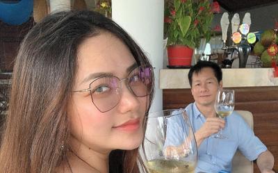 Từng không muốn vợ giảm cân, ông xã Phan Như Thảo bỗng trở mặt chỉ cho vợ ăn 1 bữa/ngày