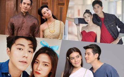 Màn tái hợp của cặp đôi sao Thái trong phim truyền hình sắp ra mắt được người hâm mộ chờ đợi