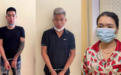 Triệu tập 3 đối tượng liên quan vụ gái 15 tuổi bị lừa bán vào ổ mại dâm của 'tú bà' 9X