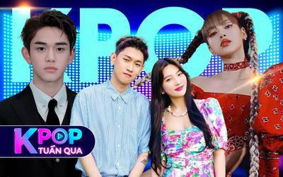 Kpop tuần qua: Lucas vướng lùm xùm tình ái, Lisa ấn định ngày debut solo, Joy và Crush xác nhận hẹn hò