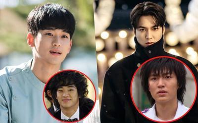 Diễn viên Kbiz và những vai diễn đầu tay: Khó nhận ra Lee Min Ho thời còn 'phèn'