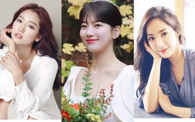 So kè nhan sắc 'hội tình cũ' của Lee Min Ho: Toàn cực phẩm, người đẹp dao kéo Park Min Young đỉnh nhất?