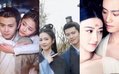 5 'bóng hồng' Nhậm Gia Luân từng hợp tác: Dương Tử xinh đẹp nhất, Bạch Lộc có nhiều duyên nợ