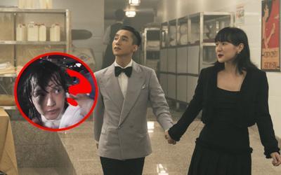 Hậu trường Chúng ta của hiện tại của Sơn Tùng bỗng viral, netizen 'quay xe' với Hải Tú chỉ vì một câu nói