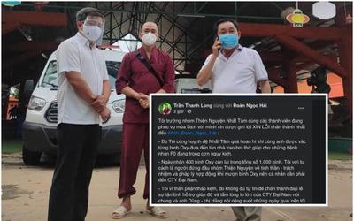 Ông Đoàn Ngọc Hải vướng lùm xùm xin Oxy, trưởng nhóm từ thiện lên tiếng minh oan, chuyện gì đang xảy ra?