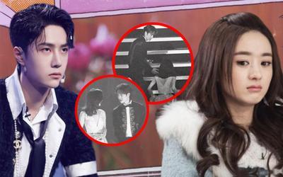 Giữa tin đồn hẹn hò, netizen soi hint Vương Nhất Bác từng ân cần lo lắng Triệu Lệ Dĩnh tại lễ trao giải