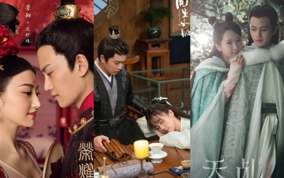 Ngoài 'Châu Sinh như cố', Nhậm Gia Luân từng khuấy đảo màn ảnh nhỏ với những bộ phim cổ trang nào khác?