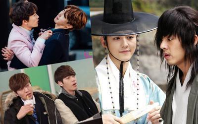 Những cặp sao nam đẹp đôi nhất trên màn ảnh Hàn (P1): Ji Sung - Park Seo Joon mãi là huyền thoại