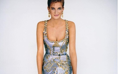 NTK Versace tri ân 24 năm ngày mất Công nương Diana