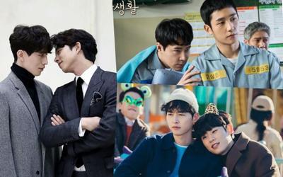 Những cặp sao nam đẹp đôi nhất trên màn ảnh Hàn (P2): Song Joong Ki và Gong Yoo đua nhau phát thính