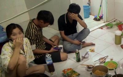 7 thanh niên ở Bình Phước lén tụ tập ăn nhậu trong phòng trọ bị đề nghị xử phạt 105 triệu đồng