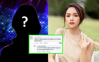 Hương Giang bị 'réo tên' giữa ồn ào rộ clip chấn động, netizen chỉ ra nghi vấn nàng Hậu bị giả giọng?