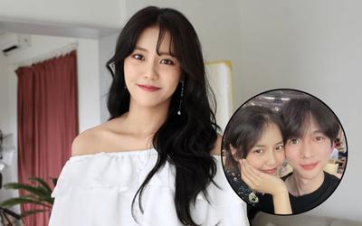 Đăng ảnh thân mật với một người đàn ông, Hyejeong (AOA) vướng tin đồn hẹn hò