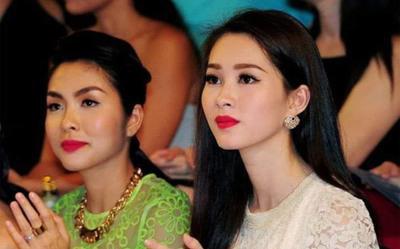 Soi lại khung hình chung hiếm hoi của Đặng Thu Thảo và Hà Tăng, nàng 'ngọc nữ' bất ngờ lép vế