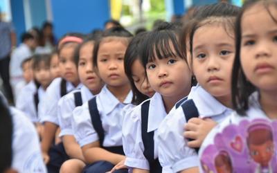 Kế hoạch giảng dạy năm học mới cho học sinh lớp 1 của 63 tỉnh, thành
