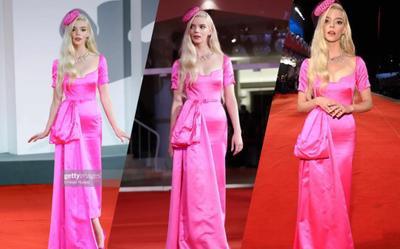 'Nữ hoàng cờ vua' Anya Taylor-Joy mặc váy Dior nhăn nhúm mà vẫn tỏa sáng trên thảm đỏ