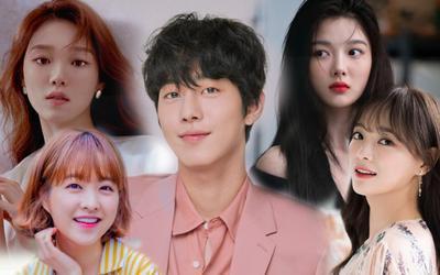 Dàn nữ thần sánh đôi bên Ahn Hyo Seop: Kim Yoo Jung xinh nền nã, Lee Sung Kyung đẹp sắc sảo