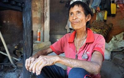 'Người rừng' Hồ Văn Lang qua đời ở tuổi 52 vì bệnh ung thư gan