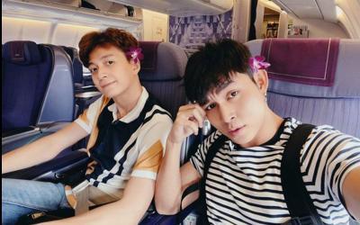 Không ngại đăng ảnh 'tình tứ', fan liền 'đẩy thuyền' Ngô Kiến Huy cho Jun Phạm