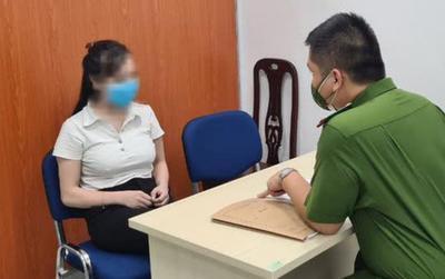Bắt quả tang cô gái đang bán dâm giữa mùa dịch tại khách sạn May Flower trên phố cổ Hà Nội