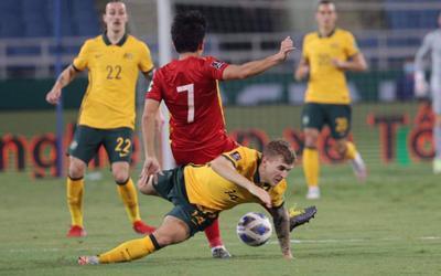 Trưởng ban trọng tài VFF: Việt Nam xứng đáng hưởng phạt đền trước Úc!