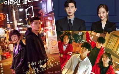 Top 8 phim Hàn được chuyển thể từ webtoon đạt rating cao nhất: Bật ngửa trước thứ hạng của 'True Beauty'
