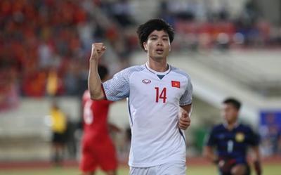 Tin vui cho ông Park: Công Phượng đã tới Hà Nội, sẵn sàng rèn thể lực đấu tuyển Trung Quốc