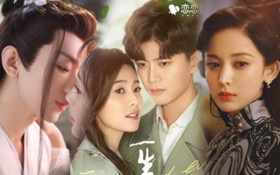6 cặp đôi chuyển kiếp khó quên nhất trong lịch sử phim Hoa ngữ: Nhậm Gia Luân - Bạch Lộc bi thảm nhất