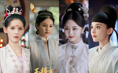 Dàn nữ chính 'gây ức chế' nhất màn ảnh Hoa ngữ: Bạch Lộc bị gọi tên, top 1 không gây bất ngờ