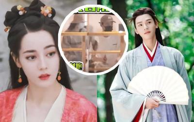 'An lạc truyện' đang quay, nam nữ chính Cung Tuấn và Địch Lệ Nhiệt Ba bị khui hình ảnh hẹn hò giữa đêm