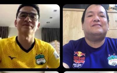Kiatisak muốn HAGL đá đẹp hơn ở V.League 2022