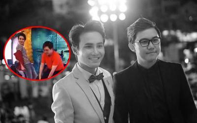 Gặp liên hoàn ồn ào, clip nhảy của Hồng Tú và Huỳnh Lập tại đám cưới gây chú ý