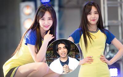 Bạn diễn của AOA chê cách cư xử của Mina trên phim trường: Hóa ra Jimin không phải là người thái độ tệ