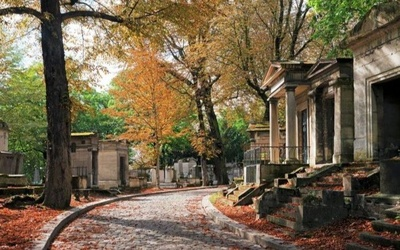 6 nghĩa trang đẹp tựa công viên thu hút nhiều du khách
