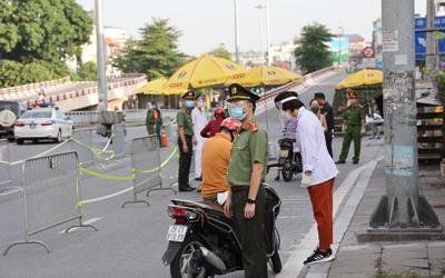 Hà Nội: Cách ly 14 ngày một xã hơn 9.300 dân thuộc huyện 'vùng xanh', xét nghiệm toàn bộ người dân ở đây