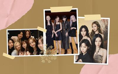 BXH thương hiệu girlgroup tháng 9/2021: BlackPink on top nhưng Girls' Generation mới chiếm spotlight