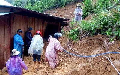 Mạo danh Chủ tịch huyện nhắn tin cho ông Đoàn Ngọc Hải xin cứu trợ cho 40 hộ dân bị cô lập do mưa bão