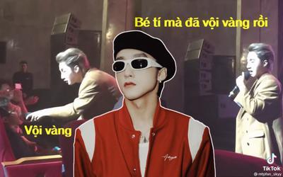 Clip: Fanboy 'ngỡ ngàng' khi nhận lấy 'một cú lừa' từ Sơn Tùng mà không hề hay biết!