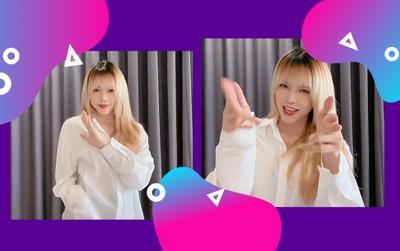 Thiều Bảo Trâm thả dáng vũ đạo mashup hit BlackPink và Red Velvet, nhưng fan lại mong chờ điều khác