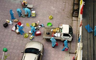 Trưa 14/9: Hà Nội thêm 8 ca dương tính mới với SARS-CoV-2, trong đó 1 ca tại cộng đồng