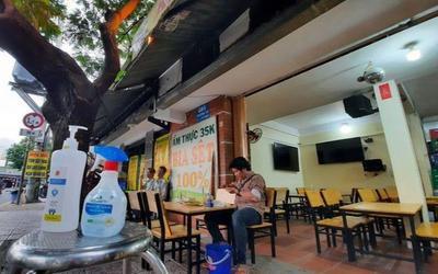 Hải Phòng cho phép nhà hàng, quán ăn uống vỉa hè hoạt động trở lại từ 15/9