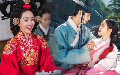 Top 5 phim cổ trang Hàn Quốc hay nhất trong năm 2021: 'Lovers Of The Red Sky' sẽ vượt mặt 'Mr.Queen'?