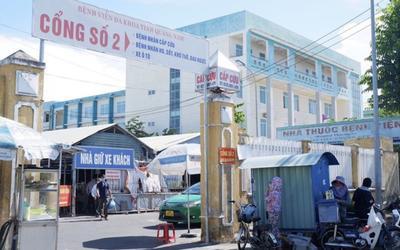 Nam bệnh nhân vác ghế hành hung nữ điều dưỡng tại Bệnh viện đa khoa tỉnh Quảng Nam
