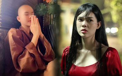 Diễn viên Ngọc Trinh bất ngờ tái xuất sau thời gian cạo đầu quy y, còn cân hẳn 2 vai chính trong phim mới