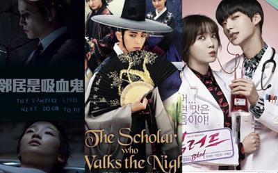 Top 5 phim Hàn về ma cà rồng hay nhất: Đã không thể tốt xin đừng quá đẹp